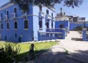 Vendo hotel en el cercado de la ciudad de arequipa