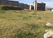 Vendo terreno rustico en cayma