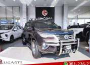 Toyota fortuner 2 7 2017 22858 kms