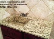 marmol granito corian
