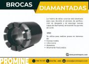 Brocas para perforaciÓn minera