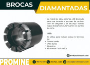Brocas para perforaciÓn minera - sostenimiento