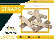 Cintas straps // sostenimiento
