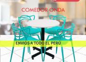 Sillas y mesas para restaurantes - en arkimuebles