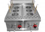 Cocedor eléctrico de pasta de mesa