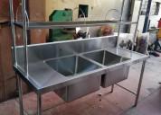 Lavadero de acero inoxidable