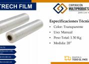 Stretch film en rollo - producto de embalaje