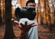 Editamos fotos y videos