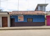 Casa en venta en tarapoto. cerca de centros import