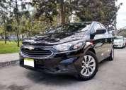 Chevrolet prisma 2020 en color negro. Único dueño