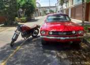 Venta auto ford mustang clÁsico coupe 1965