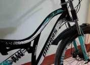 Vendo bicicleta montanera aro 27 5