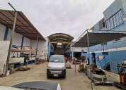 Venta de local semi industrial de 1 000 m2
