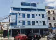 Edificio comercial en chiclayo