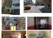 Edificio y local comercial