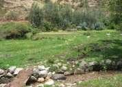 En venta terreno en urubamba, contactarse