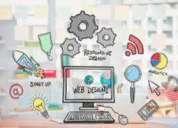 Desarrollo y creacion de paginas web, oportunidad.