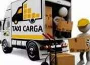 Realizo mudanzas y transporte de carga