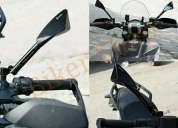 Vendo espejos rizoma para moto