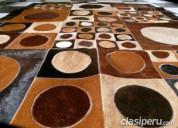 Mantenimiento de cuero de vaca alfombras y muebles