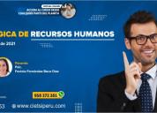 Curso gestiÓn estratÉgica de recursos humanos 2021