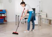 Se busca seÑorita para limpieza - pagos diarios