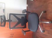 Vendo silla gerencial ergonomica modelo c31 negro