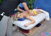Caballero experto  masaje tantrico para dama