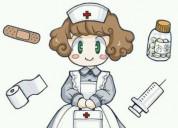 Urgente contratar tec.de enfermería-los olivos