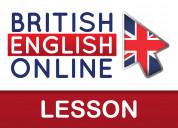 Inglés británico en chiclayo
