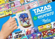 ▷ nigel art - tazas mágicas, mouse pad
