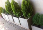 Macetas de cemento peru - campo san pedro
