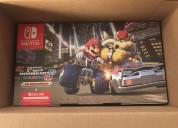 Nintendo switch mario kart 8 deluxe bundle with ne