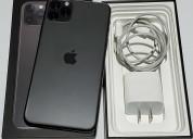 Apple iphone 11 pro max - 256gb - space gray (unlo