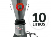 Licuadora industrial 10 litros acero inoxidable