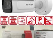 Kit de video vigilancia marca hikvision
