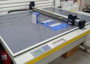 Vendo ploter de corte de mesa, troqueladora digita
