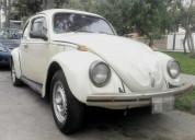 Vendo vw escarabajo del aÑo 1979 bien cuidado